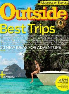 Outside (1-year auto-renewal) [Print + Kindle] Magazine Subscription Outside, http://www.amazon.com/dp/B0025ZOVEO/ref=cm_sw_r_pi_dp_qkawtb1F7XG0P