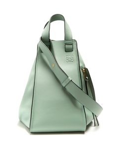 Hammock leather tote | Loewe | MATCHESFASHION.COM