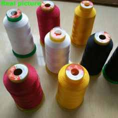 300D High tenacity polyester Jeans thread sewing Nylon threads Suitable for Canvas/Leather/Curtains/Sofa