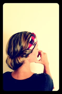 with hairband by Michel Willard Luli B. *lovely things*