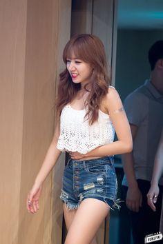 Image about apink in namjoo. by jung daehyun. Kpop Girl Groups, Korean Girl Groups, Kpop Girls, Namjoo Apink, Bubblegum Pop, Pink Panda, Girl Bands, Girl Costumes, Pink Fashion