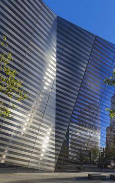 National September 11 Memorial Museum by Snohetta opens in New York