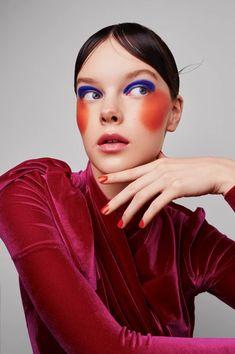Freelance Makeup Artist - Beauty - Fashion - Editorial - Show Beauty Fotos, Beauty Make-up, Beauty Shoot, Fashion Beauty, Hair Beauty, High Fashion, Ideas Fotos Instagram, Beauty Editorial, Editorial Fashion