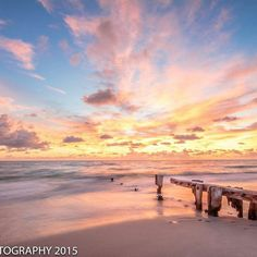 Another beautiful sunset in Naples Florida! Photo by IG user: dennisgoodmanphotography