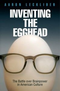 Inventing the Egghead cover