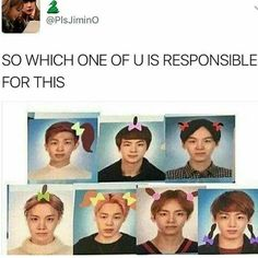 uh i dont like jin's & jhope's hair