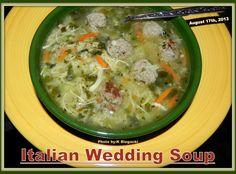 Incredible Italian Wedding Soup Photo