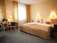Superior Zimmer mit Rheinblick.