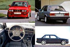 BMW E30 (1982-1991)