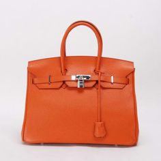 The Birkin Bag (one in every colour!) - Hermes