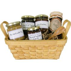 Figgy Figs Fig theme European gift basket French imports