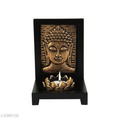 Festive Diyas & Candles LOF Elegant Buddha Lamp with Diya Home décor items Diwali gift Material: Metal Pack: Pack of 1 Country of Origin: India Sizes Available: Free Size   Catalog Rating: ★4 (441)  Catalog Name: Latest Festive Candles CatalogID_1493459 C128-SC1604 Code: 754-8748108-9961