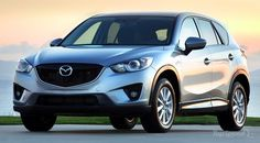 2014 Mazda CX-5 wallpaper image