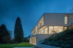 ShowCase: Residence in Weinheim by Wannenmacher-Möller Architekten | Features | Archinect