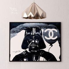 When #Chanel meets #Star Wars - Enjoy famous artists at @mayfaireditions Order your edition today over at mayfaireditions.com Use code '2K1740' and receive 40% off via LUXURY LIFESTYLE MAGAZINE OFFICIAL INSTAGRAM - Luxury Lifestyle Culture Travel Tech Gadgets Jewelry Cars Gaming Entertainment Fitness
