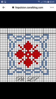 Cross Patterns, Counted Cross Stitch Patterns, Cross Stitch Designs, Quilt Patterns, Cross Stitch Heart, Cross Stitch Cards, Cross Stitching, Fair Isle Knitting Patterns, Knitting Charts
