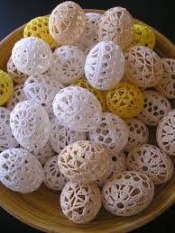 Картинки по запросу яєчко гачком схеми