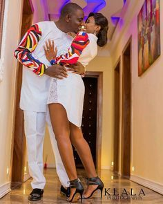 The most classic collection of beautiful traditional and ankara styles and designs for couples. These ankara styles collections are meant for beautiful African ankara couples Couples African Outfits, African Clothing For Men, Couple Outfits, African Attire, African Wear, African Women, Family Outfits, Children Clothing, African Beauty