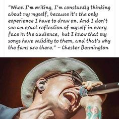 Beautiful Legend Chester Bennington ❤♠