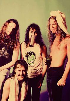 Metallica ... lol <3