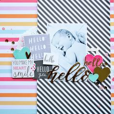 Lilith's scrapbooking venture: Still there and slowly