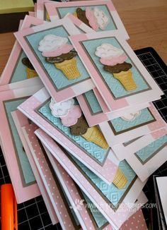 Stamp & Scrap with Frenchie: Sprinkles of Life