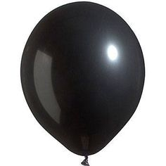 These 11 inch Black Crystal Latex Balloons are sure to add some flair to your spectacular event. Use these Black Crystal Balloons to create balloon bouquets for your food tables, dance floors and more!These Black Crystal Latex Balloons are 11 inch and come in a package of 12 and 100.