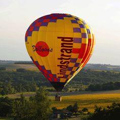 Vol en montgolfière Auch Midi-Pyrénées Gers 32 - http://www.sport-decouverte.com/