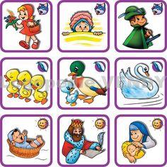 rozprávky Wonderland, Puzzle, Stickers, Games, Preschool, Language, Puzzles, Puzzle Games, Decals