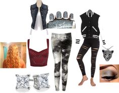 """""""Outfits"""" by corri-roberts on Polyvore"""