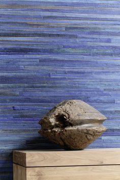 Robinson collection - Abaca Handmade Wallcovering.