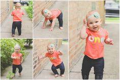 1 year old girl photo shoot | Bethany Hope Photography | one year | Chicago | baby fashion | www.bethanyhopephoto.com