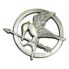 The Hunger Games Movie Mockingjay Prop Rep Pin  by NECA  4.6 out of 5 stars  See all reviews (18 customer reviews) | Like (123)  Price:	$17.80