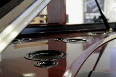 "Yamaha Avant Grand N3 ""Grand Piano Action Keyboard"" Konzertflügel #Yamaha #Avant #Piano"