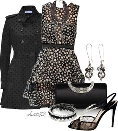 """Seeing Spots"" by christa72 on Polyvore"
