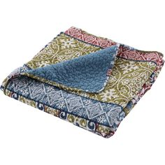Found it at Wayfair - Shangri-La Cotton Throw