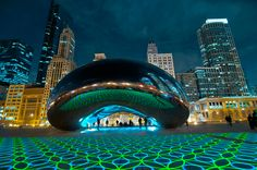 Luminous Field in Chicago