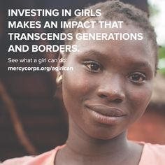 See what a girl can do at http://www.mercycorps.org/agirlcan/#   #mercycorps #internationalwomensday