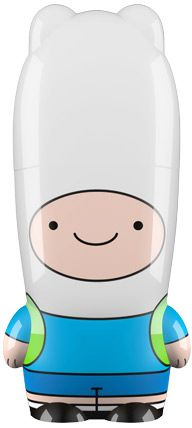 Finn the human flash drive!