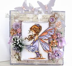 Sylvia Zet: Silver Fairy by Louise Fraenell