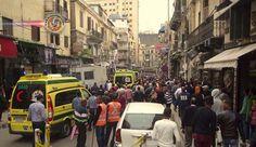 Estado Islâmico assume autoria de atentados em igrejas no Egito. O grupo terrorista Estado Islâmico assumiu a autoria dos atentados a bomba ocorridos na ma
