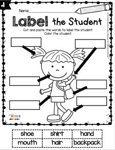 AUGUST NO PREP CENTERS - reading writing math - kindergarten standards - skills advance through the year - counting - letters - name - fine motor skills - colors - shapes - number line - one to one correspondence - sight words - first sounds - simple activities - august - back to school - printables - freebies - free resources #kindergartenbacktoschool #kindergarten Kindergarten Freebies, Kindergarten Lesson Plans, Kindergarten Worksheets, Kindergarten Classroom, Classroom Activities, Alphabet Worksheets, Kindergarten Assessment, Rhyming Activities, Listening Activities
