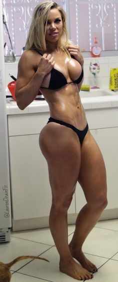 Only Ripped Girls : Photo