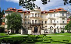 The Lobkowicz Palace, Czech Republic