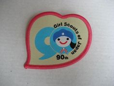 Girl Scouts of Japan 90th Anniversary Challenge