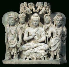 VajraMudra Gandhara