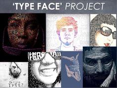 Yr 10 gcse graphics type face