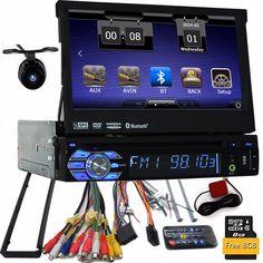 1 din radio car dvd player gps navigation tape recorder autoradio cassette player for car radio gps multimedia payer free camera