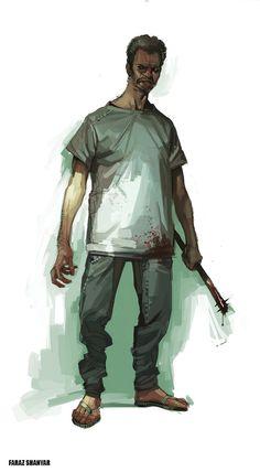 Killer - Faraz Shanyar
