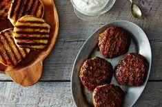 Pistachio Lamb Burger with Tzatziki Recipe on Food52 recipe on Food52